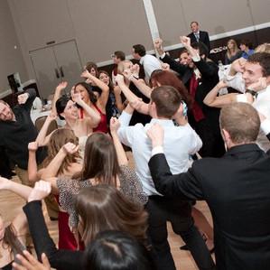Kam Teaching Dance Moves