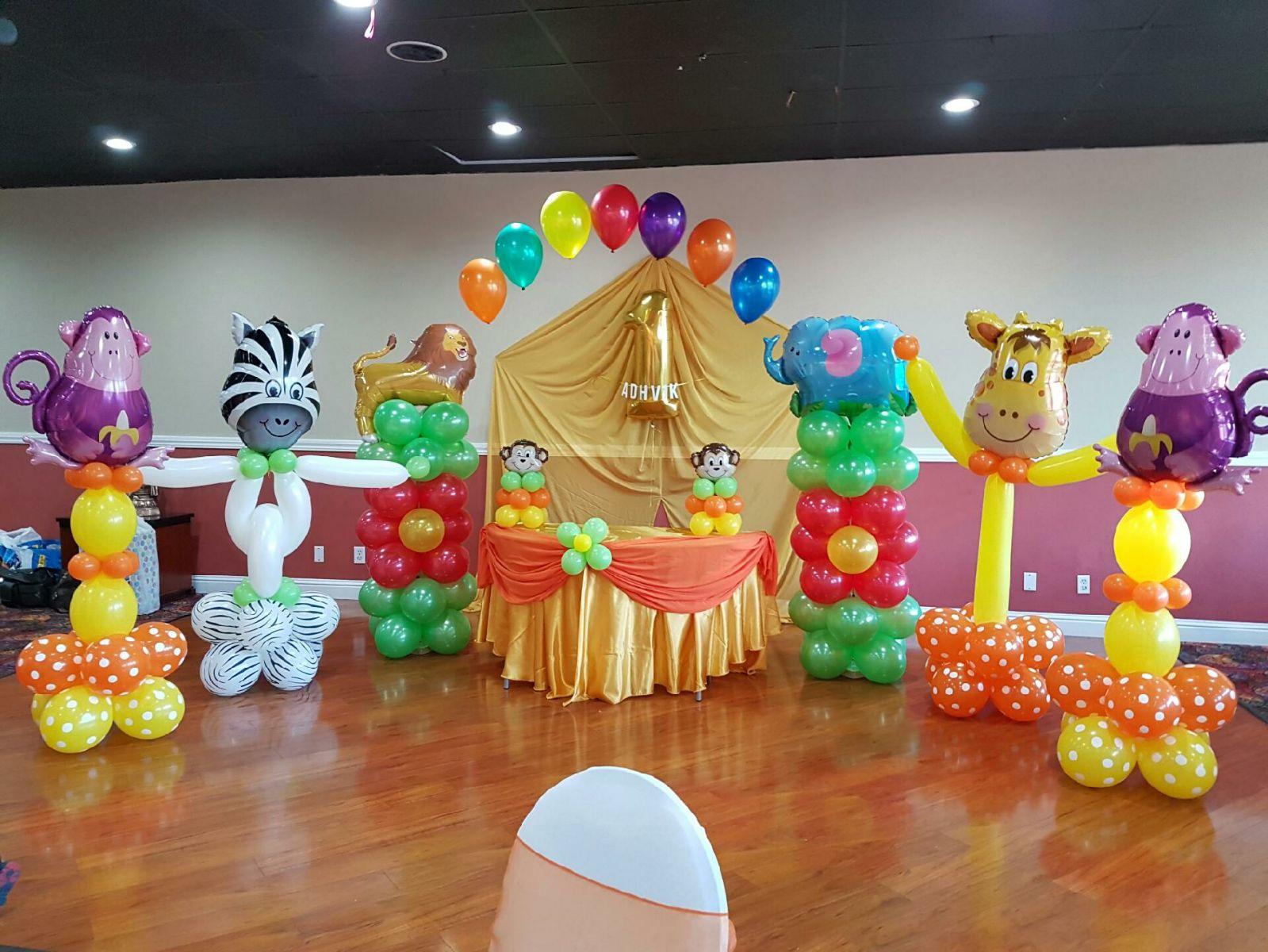 Balloon Animals 1