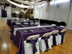 Sweet 16 Purple & White 1