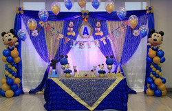 Mickey Mouse Blue & Gold 2