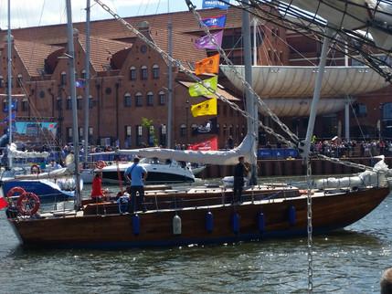 Baltic Sail 2018 - Farurej i jego misja!