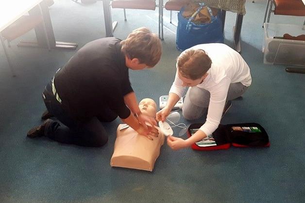 Kurs medyczny dla żeglarzy