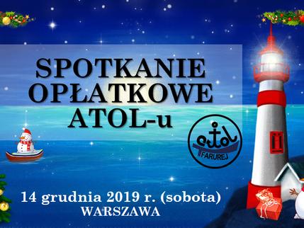 Spotkanie opłatkowe ATOL-u 2019
