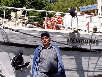 Na wieczną wachtę odszedł Włodzimierz KOŚCIK, żeglarz i przyjaciel