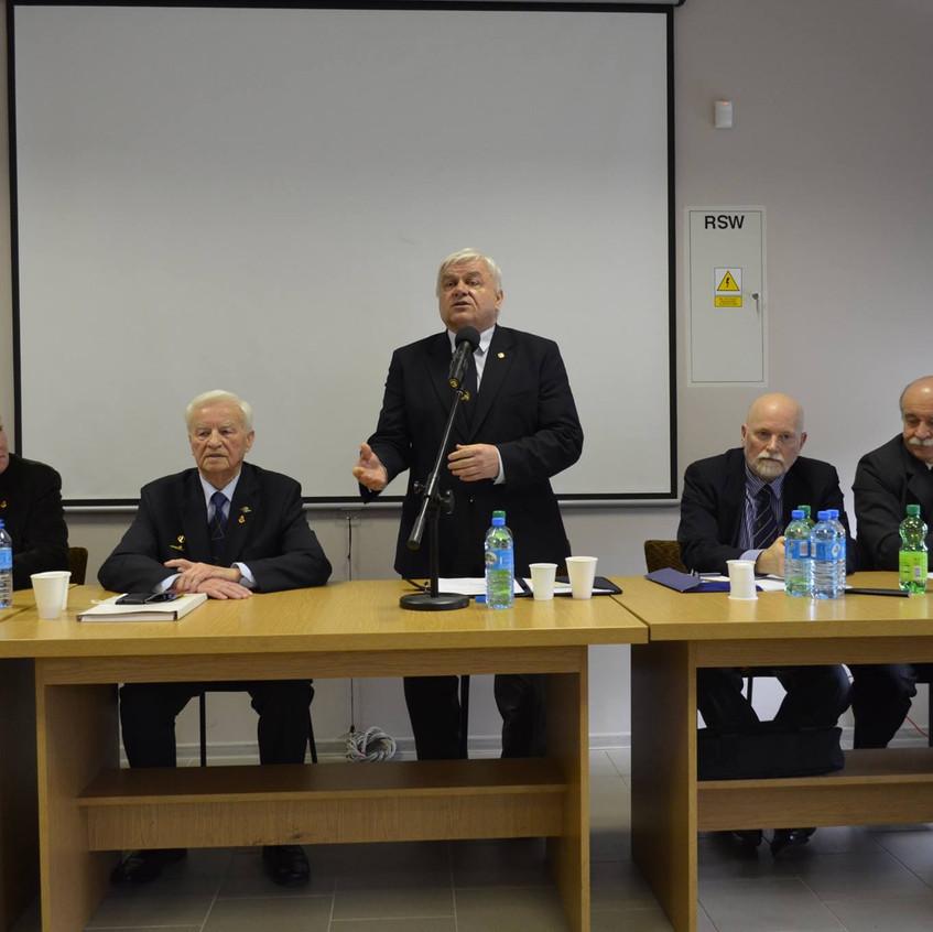 Zebranie sprawozdawcze w Kotwicy