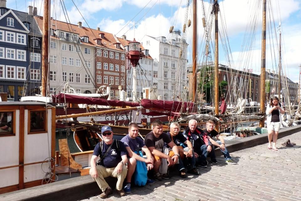 1. Rejs do Oslo - Kopenhaga