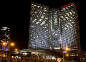 Meet Crowne Plaza Tel Aviv Center
