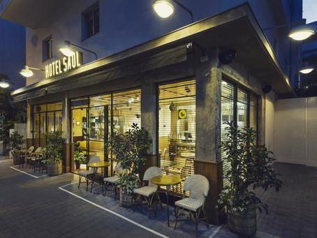 Meet Hotel Saul