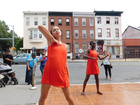Storytelling Through Dance First Steps!