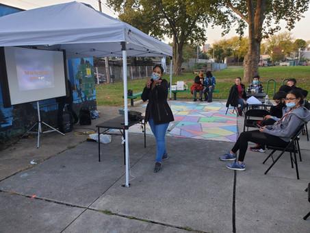 Creating safe spaces through bad singing