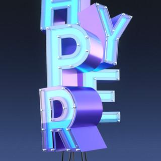 Hyper lettering