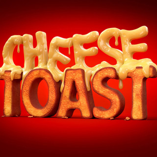 Cheese Toast lettering