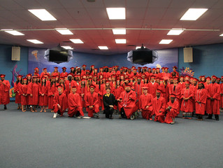 Congratulations Focus Graduates!