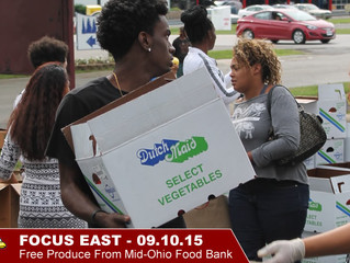 Focus East Preps For New Food Drive
