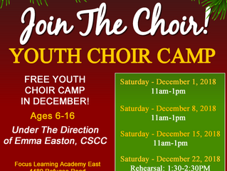 Youth Choir Camp