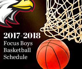 Focus Boys Basketball 2017-2018