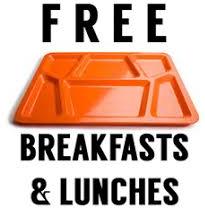 Free Breakfast & Lunch Program