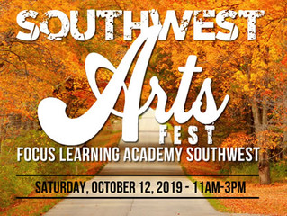 Southwest Arts Fest This Saturday!