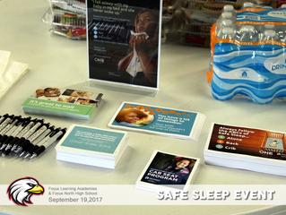 Safe Sleep Event