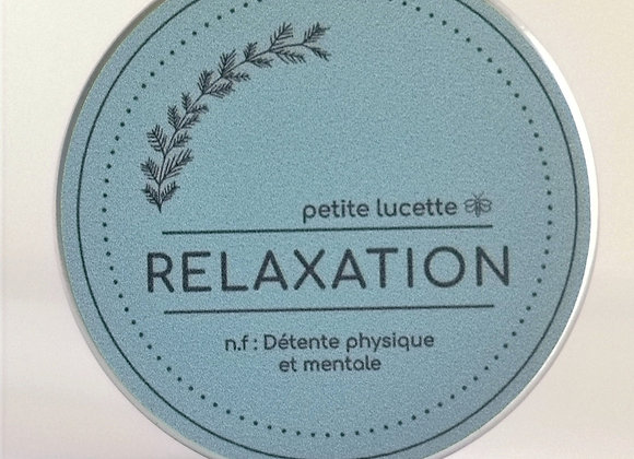 Petite Lucette RELAXATION