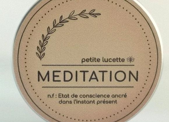 Petite Lucette MEDITATION