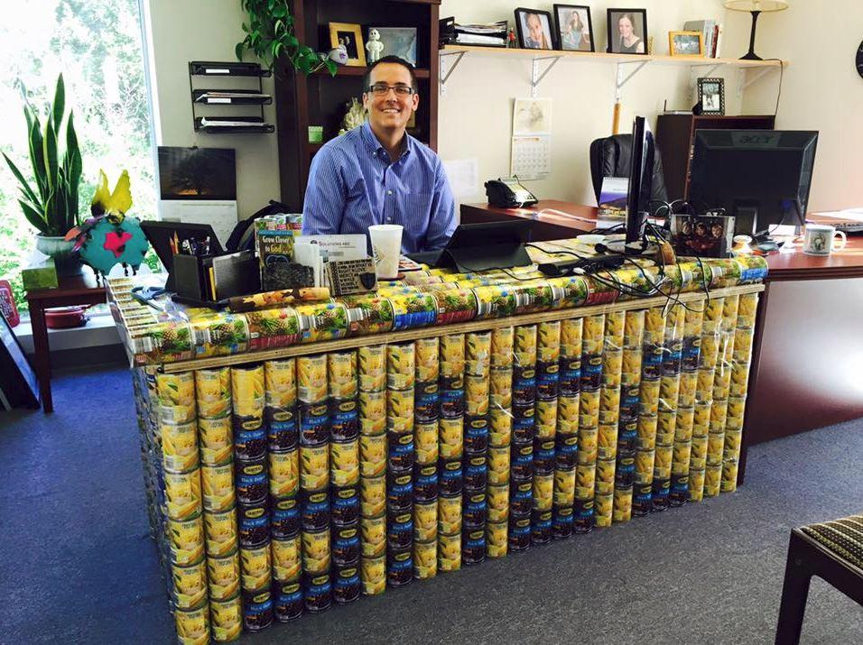 Pineapple Desk!