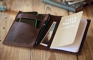 Graf und Gräfin - Travel notebook