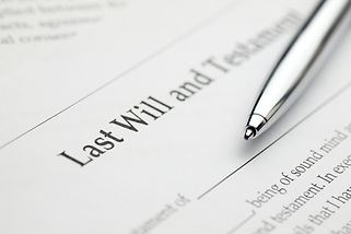 Orengo Law provides clients with Estate Planning, Living Will, and Durable Power of Attorney.