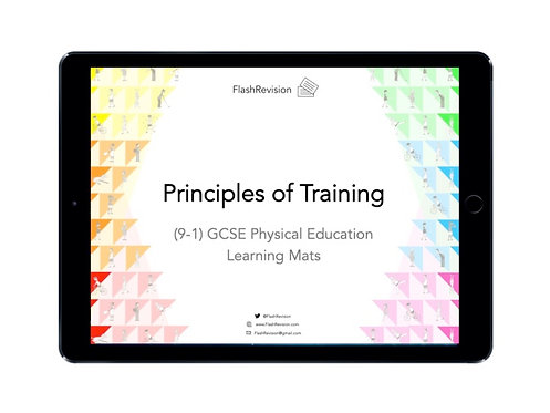 (9-1) GCSE PE; Principles of Training Learning Mat (PDF)