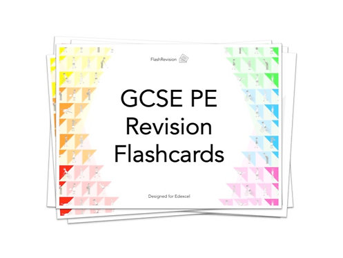 Edexcel (9-1) GCSE PE Revision Flashcards