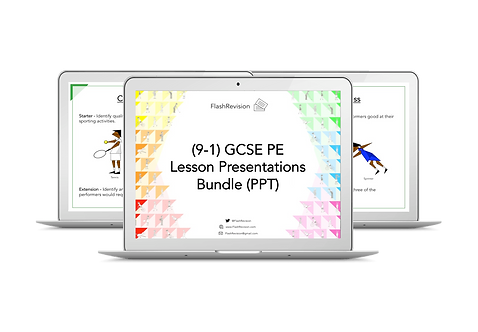 (9-1) GCSE PE Lesson Presentations Bundle (PPT)