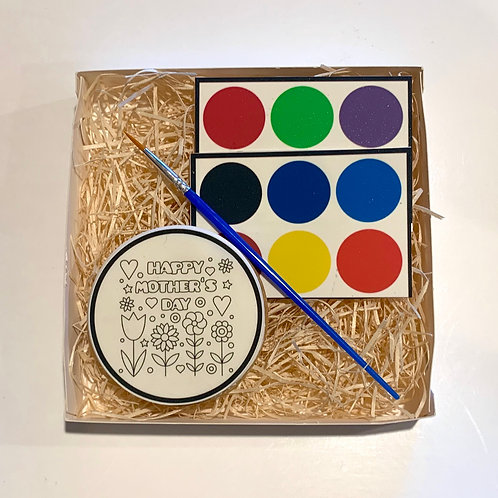 Mother's Day - Paint Your Own Cookie Pack - SINGLE