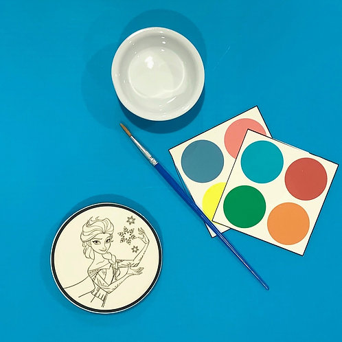 Bake and Paint Your Own Cookie Pack - Pack 6