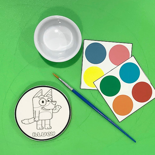 Bake and Paint Your Own Cookie Pack - Pack 4