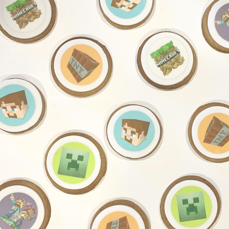 Minecraft Cookies - x10