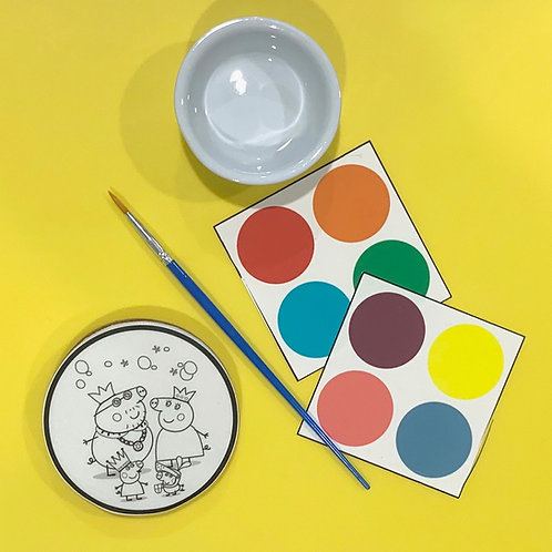 Bake and Paint Your Own Cookie Pack - Pack 5