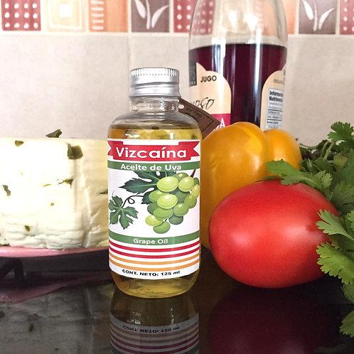 Vizcaína Aceite de Uva