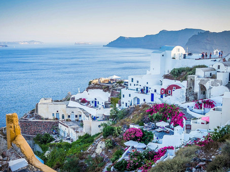 For our eighth destination we take a jump back to Europe…more precisely to Greece