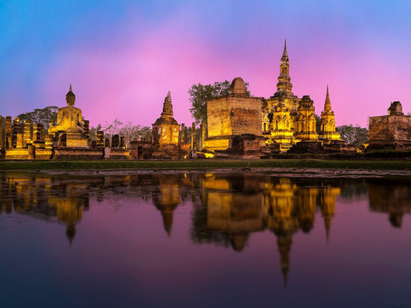 Our sixth stop on our culinary world trip will be Thailand