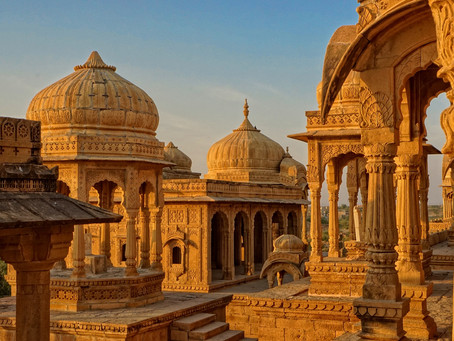 Our ninth stop on our culinary journey is one of the most fascinating countries in the world- India