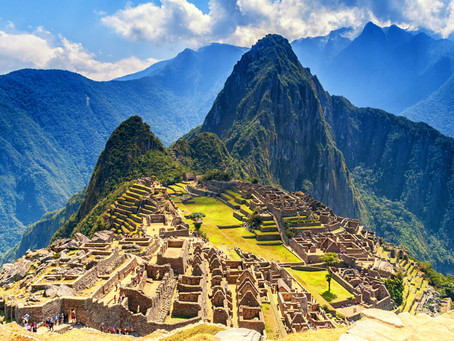 Our seventh destination on our culinary trip around the world is Peru