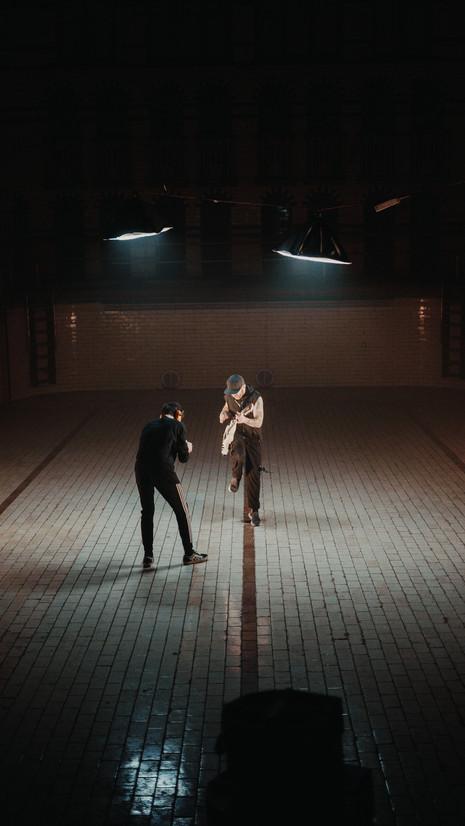 Led by Lanterns Paralysis Music Video BTS