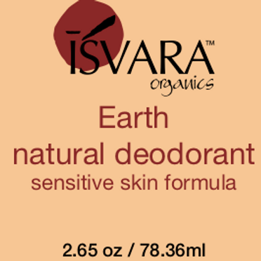 Earth Natural Deodorant 2.65 oz