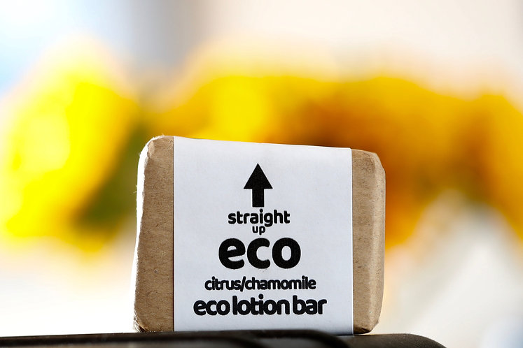 ECO LOTION BAR CITRUS/CHAMOMILE 127.53g (4.5oz)