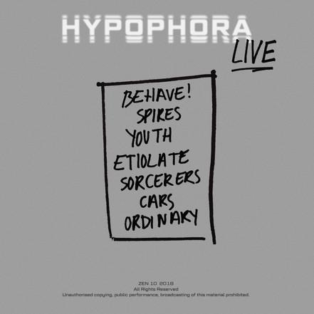 Vinyl Back cover