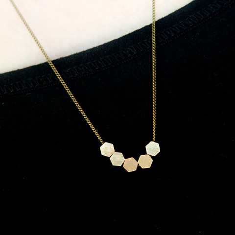 Sparkle Farm Necklace @ Wonderful PDX Jewelry and Gifts