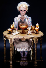 The Doll Maker by Visioluxus