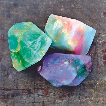Soap Rocks @ Wonderful PDX Jewelry and Gifts