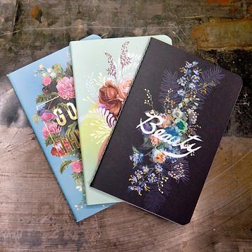 Mini Journals by Papaya Arts @ Wonderful PDX Jewelry and Gifts
