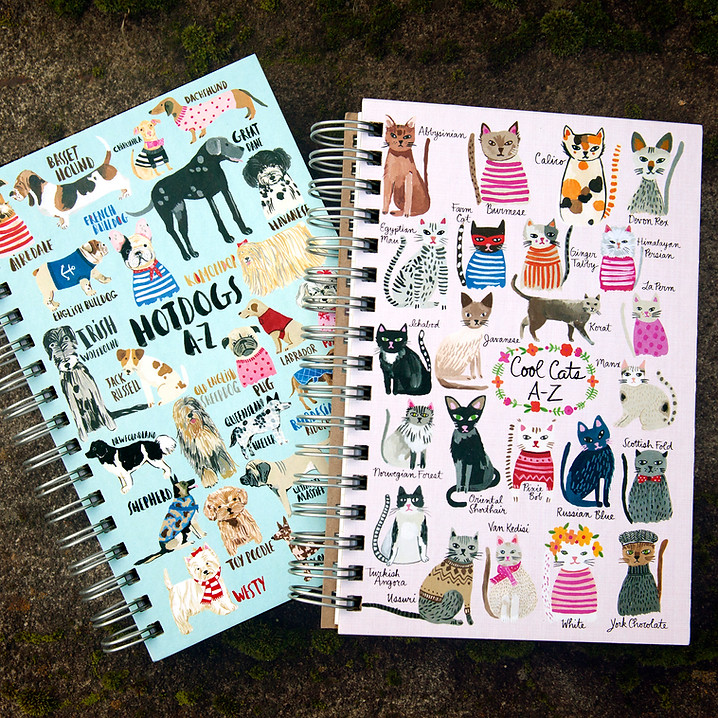 100% Recycled Journals @ Wonderful PDX Jewelry and Gifts